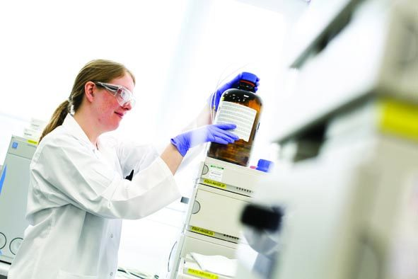 Edinburgh team leading the way in personalised cancer vaccines - Trinity IM