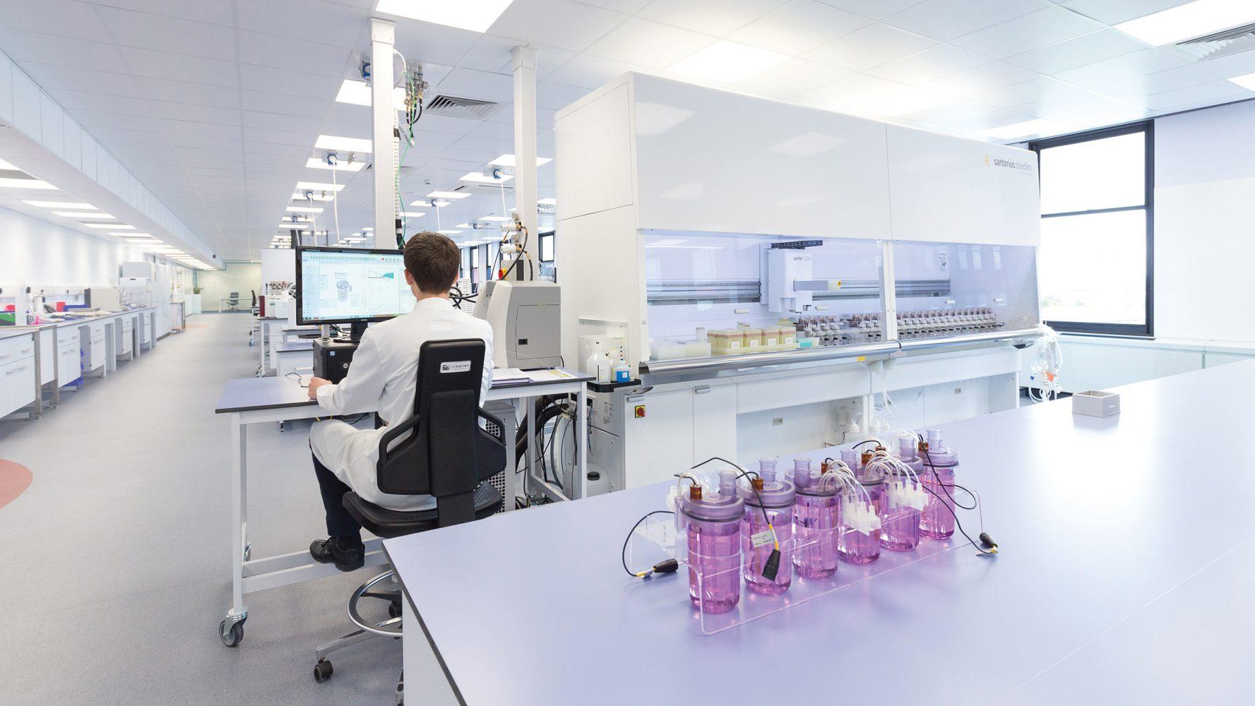 FUJIFILM Diosynth Biotechnologies Case Study - Trinity IM