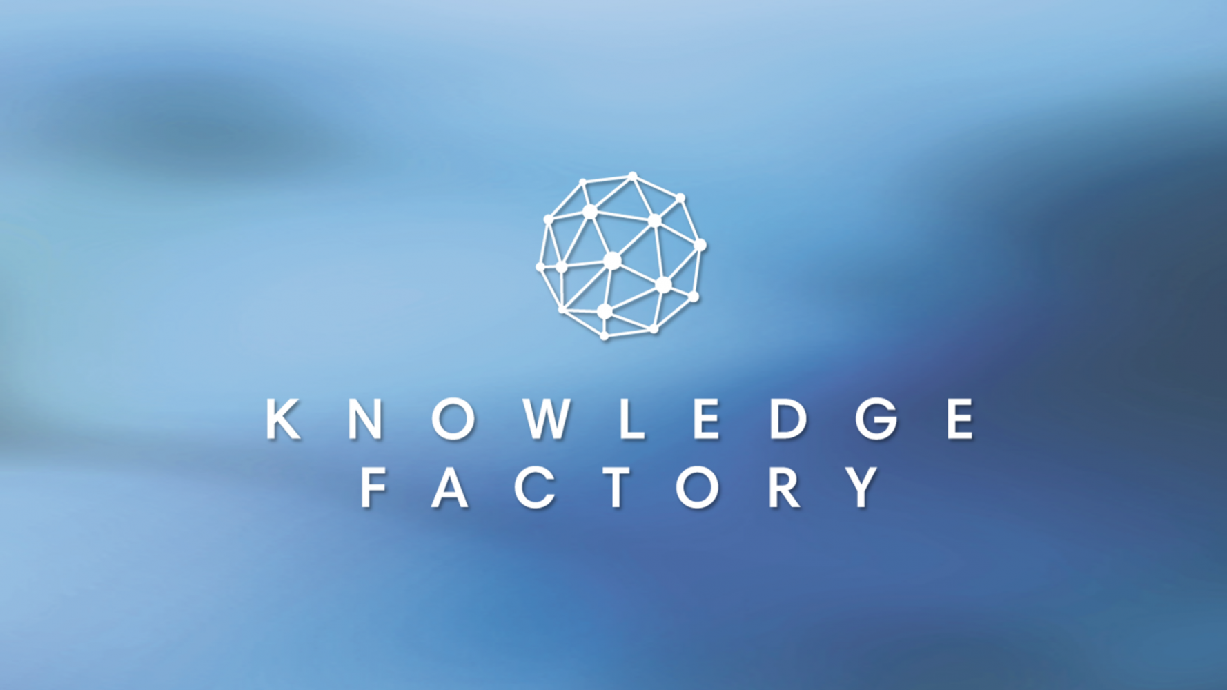 Knowledge Factory in a nutshell